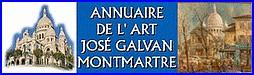 Annuaire International des Arts - Jose Galvan